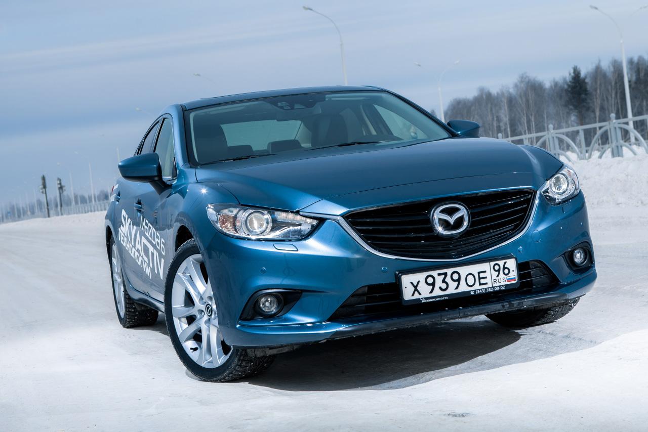 Mazda 6: клубок противоречий