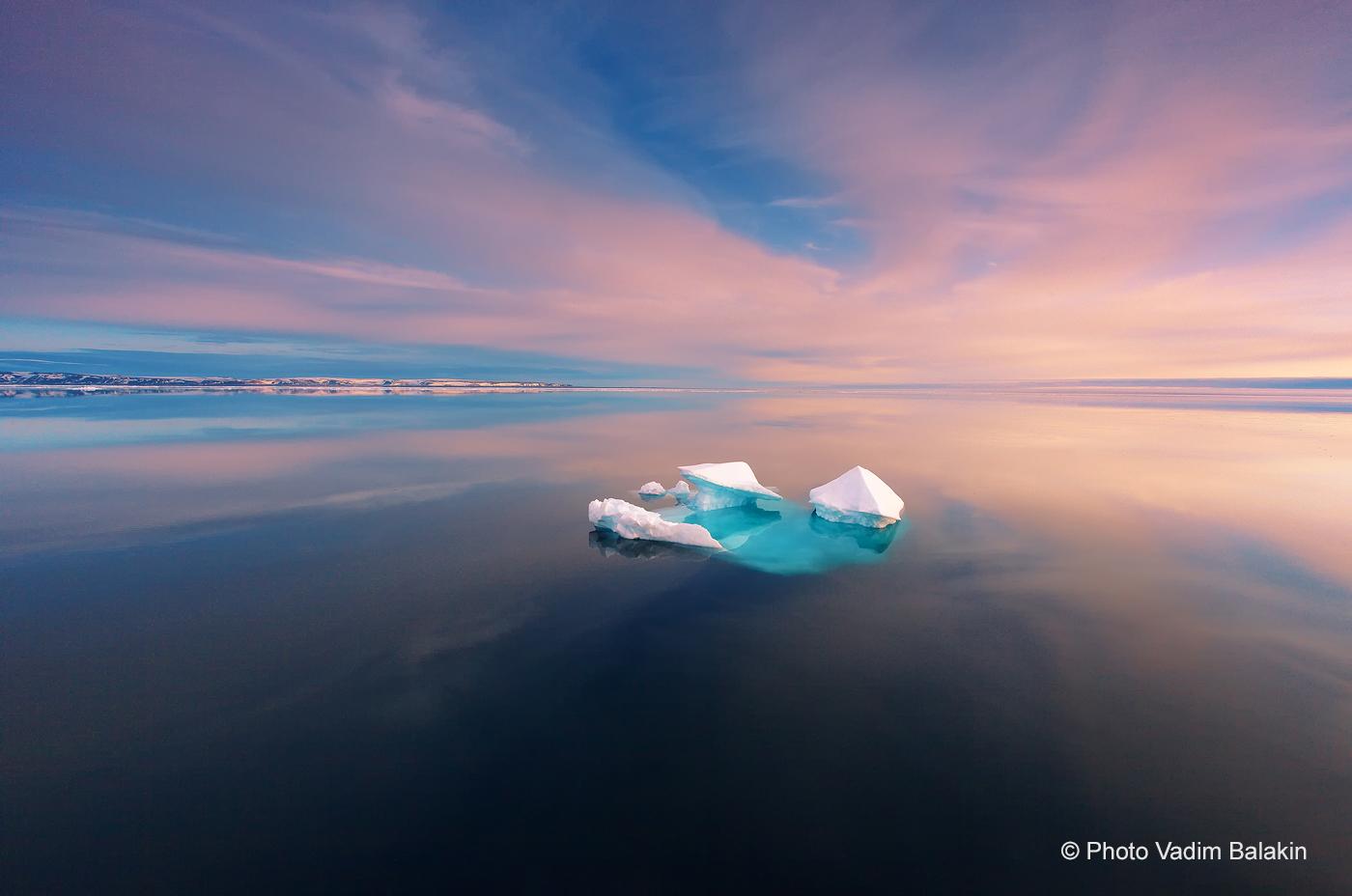 Работа блогера 66.ru победила в конкурсе лучших фотографий Арктики
