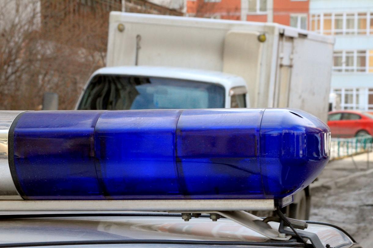Полицейский из Заречного на служебном автомобиле сбил школьника