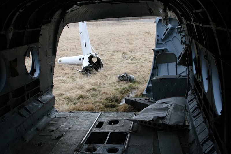 Радиолюбитель из Нижнего Тагила установил место падения Ан-2