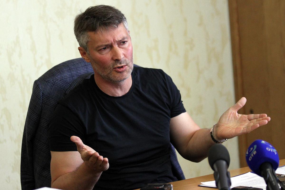 Евгений Ройзман утверждает, что видел Ольгу Ледовскую после смерти в своем кабинете