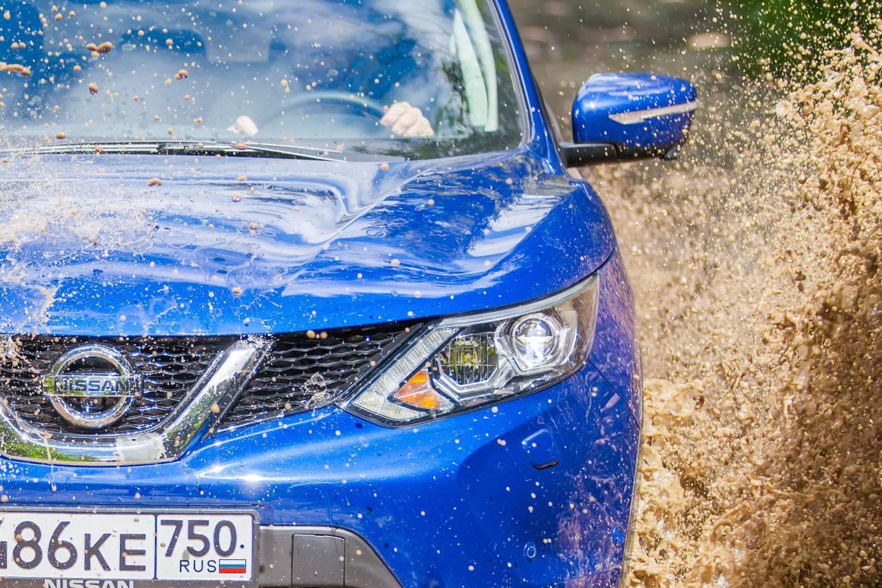 Тяжесть топлива: тестируем дизельный Nissan Qashqai
