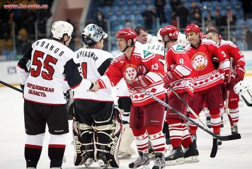 Областные и городские чиновники сыграют в хоккей с ветеранами «Автомобилиста»