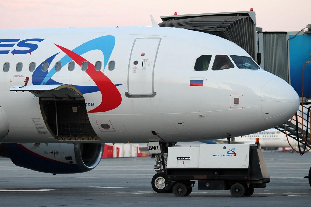 «Уральские авиалинии» задержали в июне каждый десятый вылет