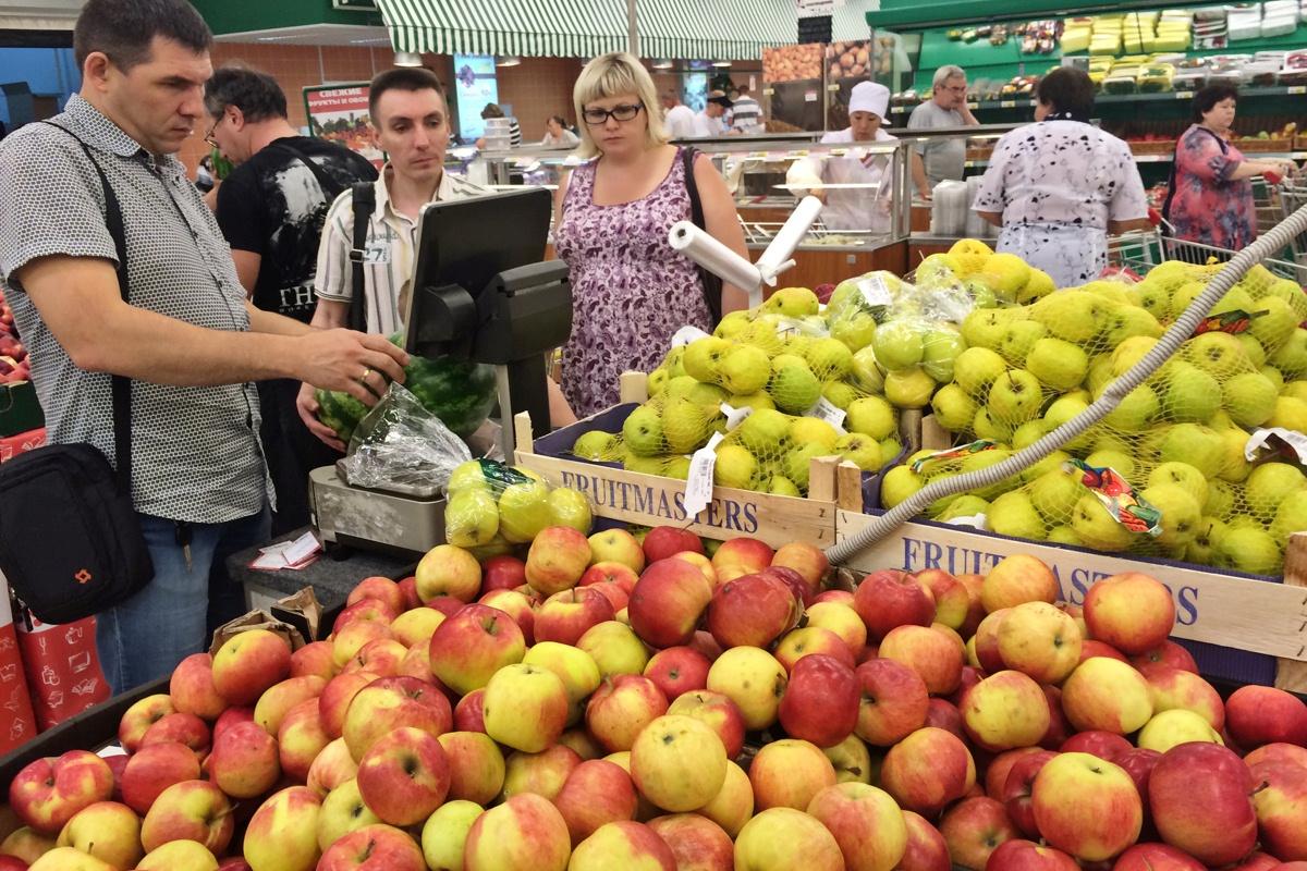 ЕС готовит жалобу в ВТО из-за продовольственного эмбарго