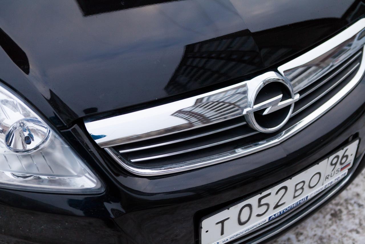 Вторые руки с RVS-master: Opel Zafira как средство от «нечего взять»