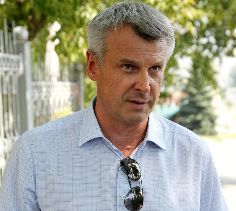 Сергей Носов проведет отпуск на выборах