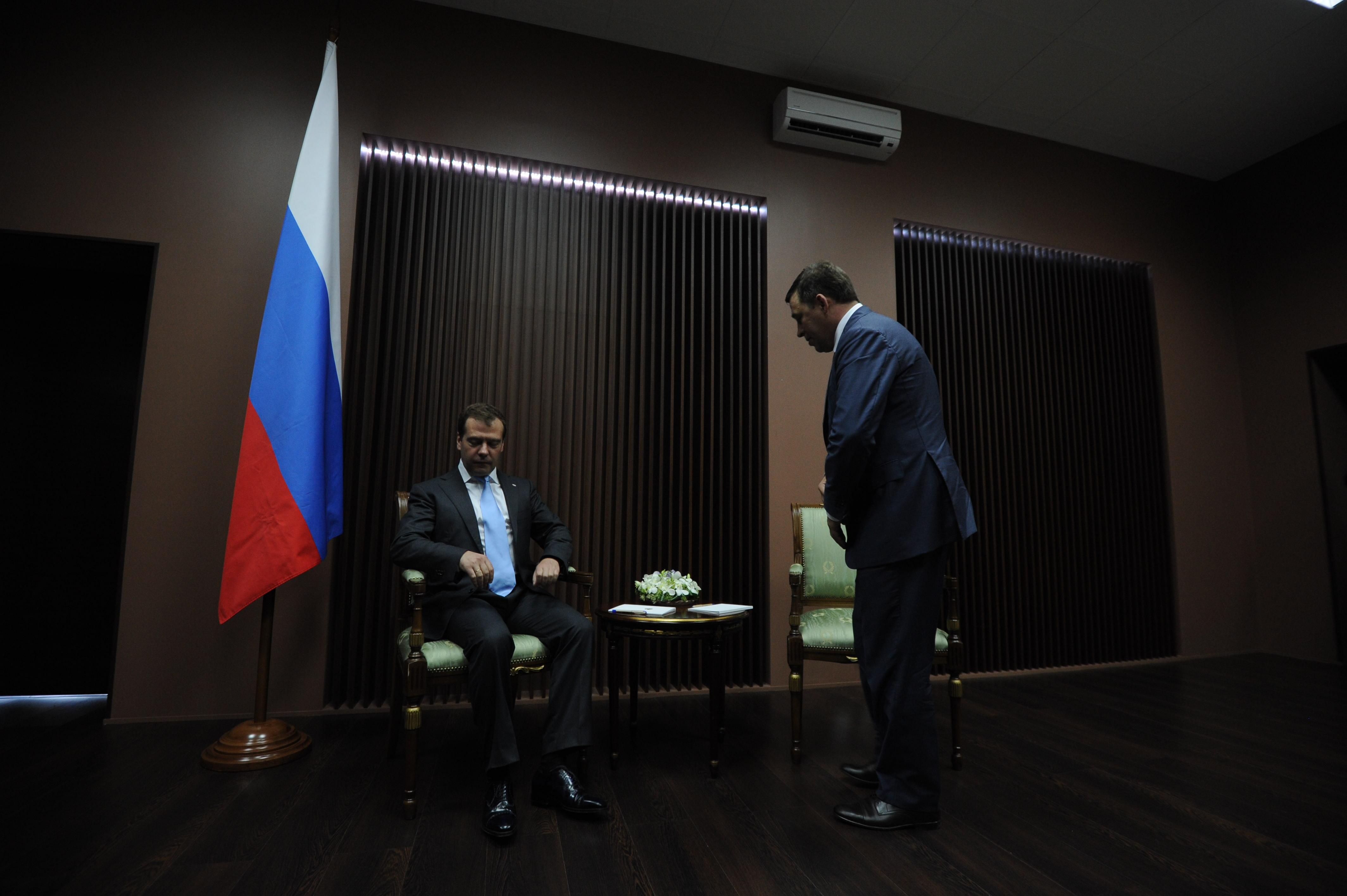 Кремль измерит работу Куйвашева гектарами земли