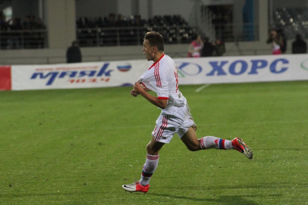 Российская сборная побила поляков в Екатеринбурге