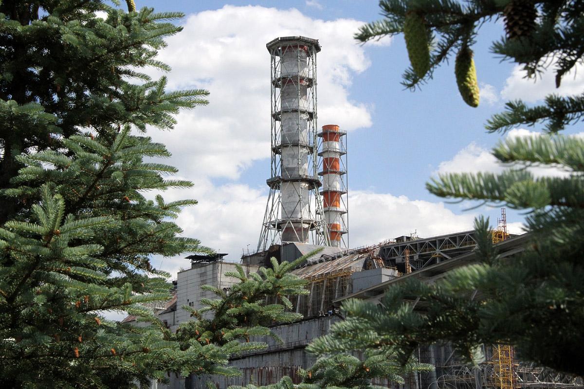 Фоторепортаж: Чернобыльская АЭС 27 лет спустя