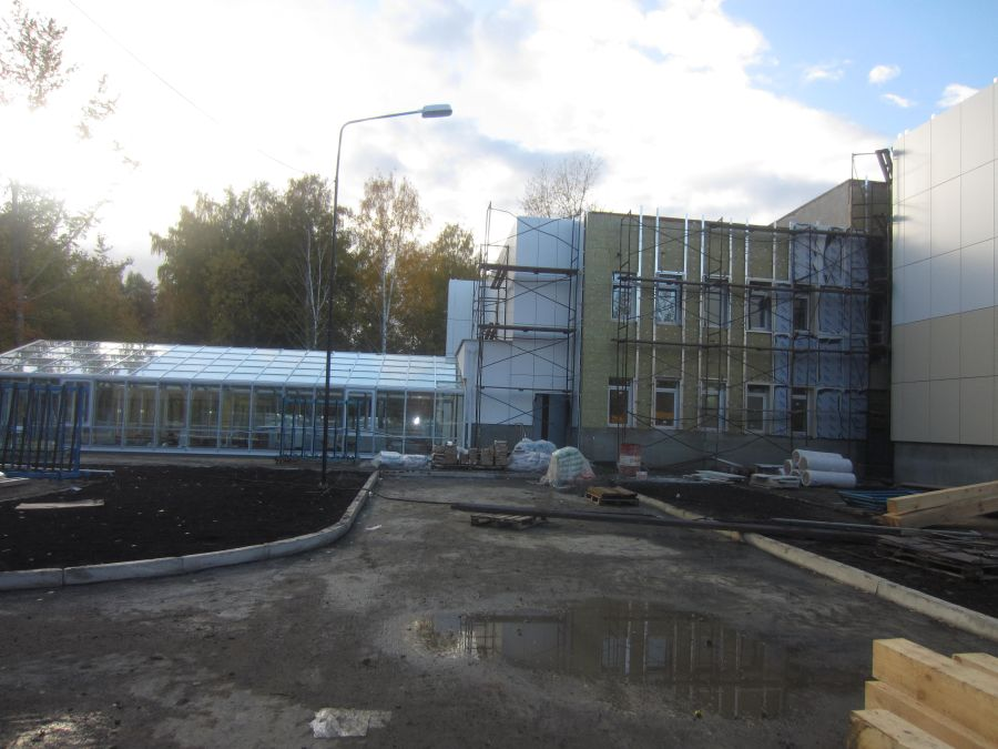 Станцию юннатов в Собачьем парке окрестили Дворцом экологии