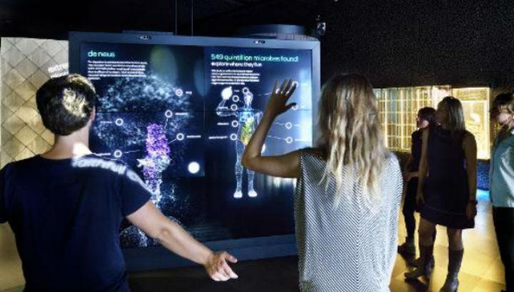 В Амстердаме открылся первый в мире зоопарк микробов