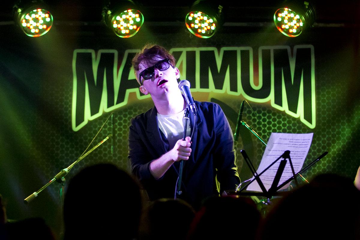Поклонники радио Maximum устроили бурную вечеринку в пабе Ben Hall