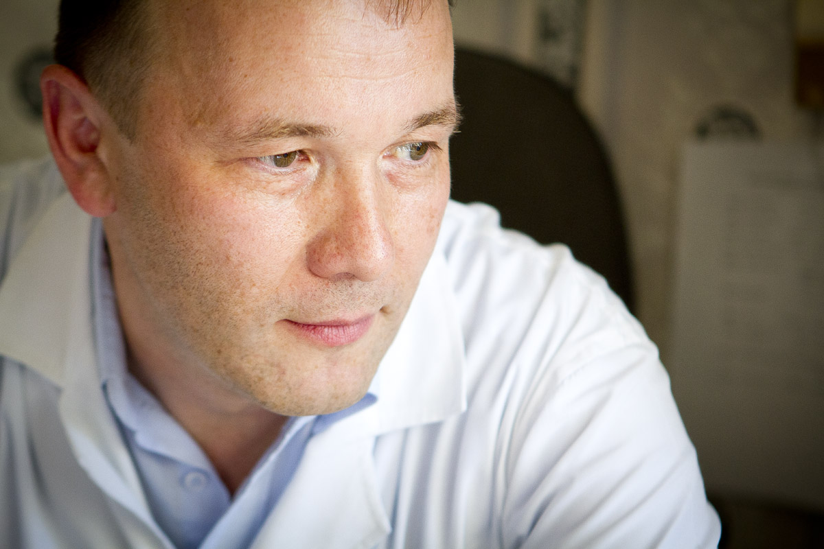 Обычный герой: в России не было «клятвы Гиппократа»