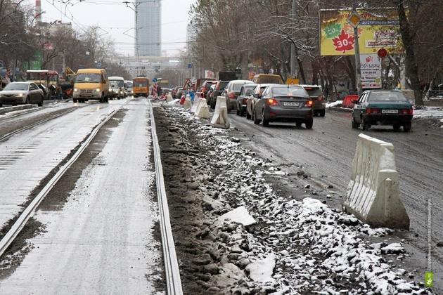 Дороги Екатеринбурга опять будут чинить до середины ноября