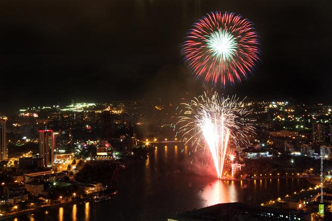 Администрация Екатеринбурга: День города прошел успешно