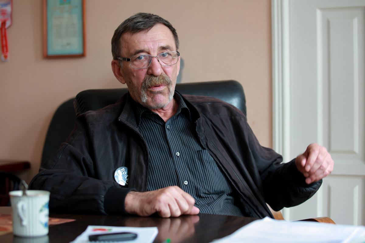 Глава украинской автономии в Екатеринбурге: «Украине нужен Сталин, но без репрессий»