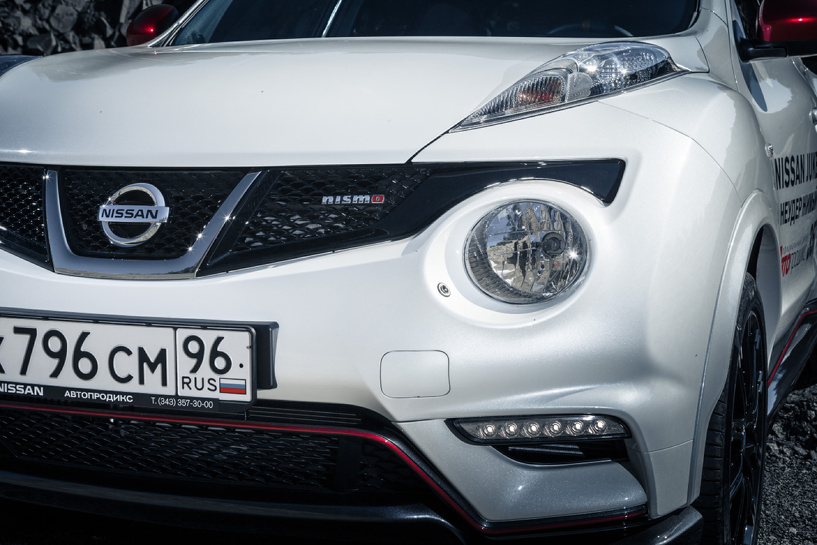 Страшно задорно! Тестируем «злой» Nissan Juke Nismo