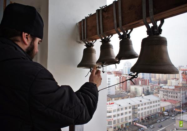 Горожанам разрешат звонить в колокола у Большого Златоуста