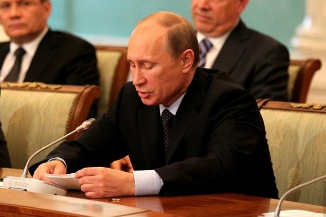 Президент Путин подписал указ о признании независимости Крыма