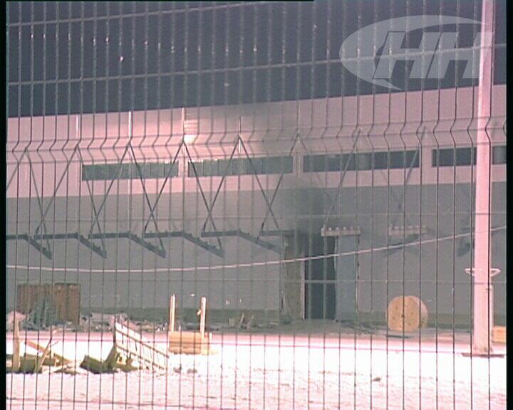 В аэропорту Кольцово день начался с пожара