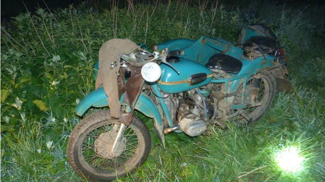 В Ачитском районе мотоциклист впал в кому после ДТП