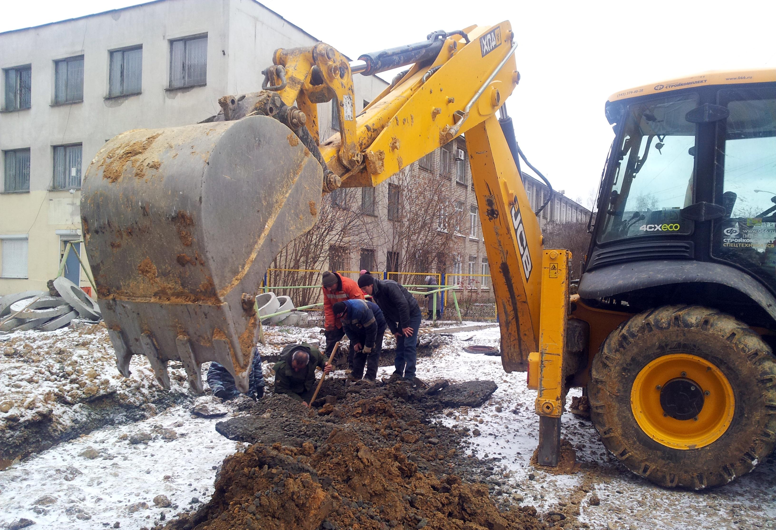 За срыв ремонта улицы Степана Разина мэрия будет судиться с подрядчиком