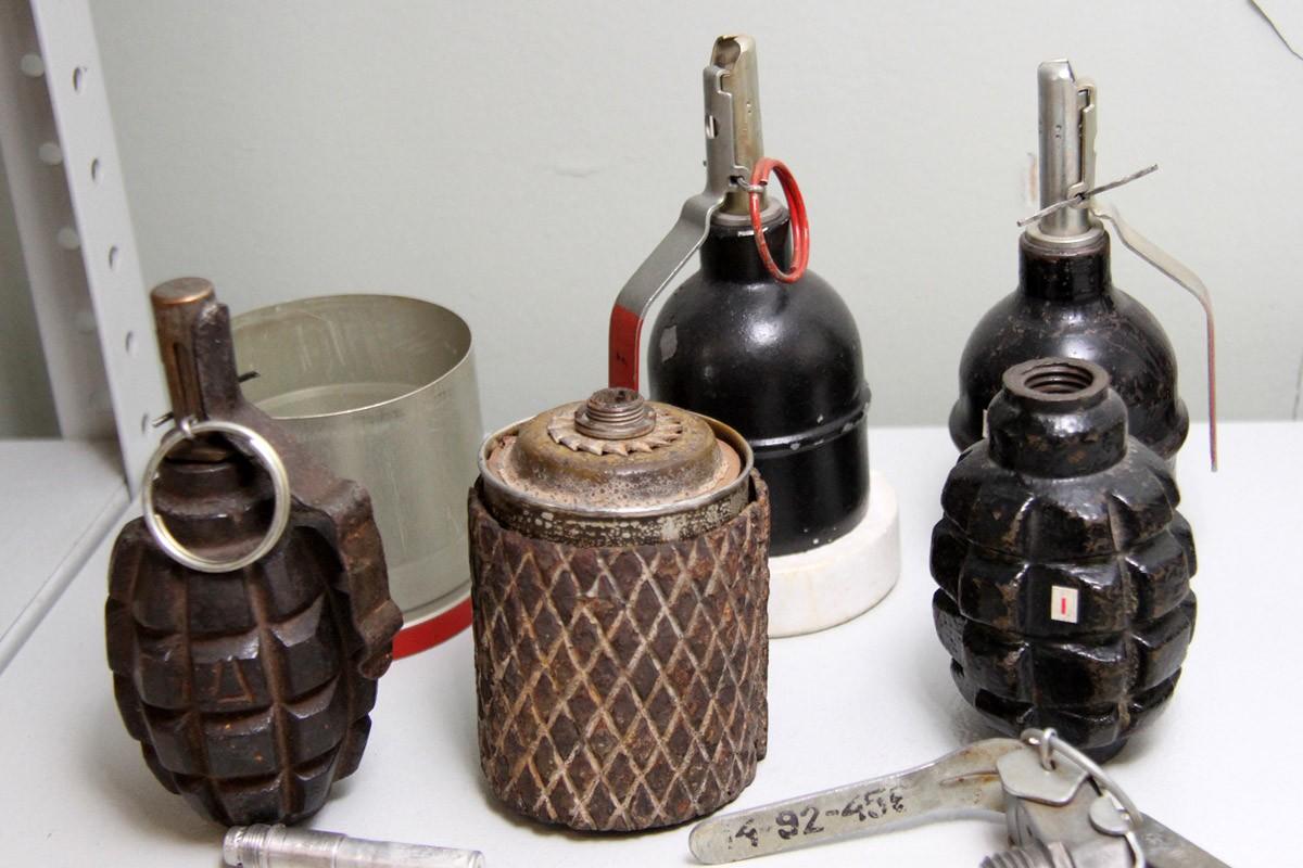 В суд ушло дело банды, торговавшей гранатами в больнице Верхней Пышмы
