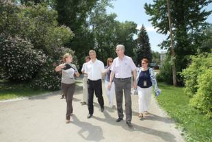 Вход в дендропарк на Первомайской станет круглосуточным