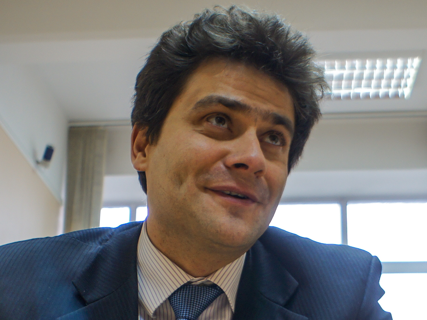 Александр Высокинский: «Так жестко нас еще не разводили»