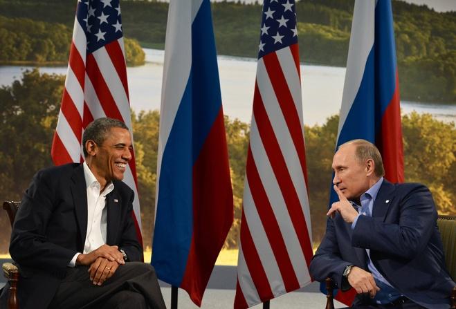 Барак Обама: Владимир Путин сам виноват в финансовом кризисе