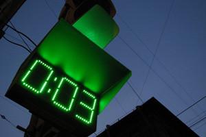 Светофоры Екатеринбурга оборудуют секундомерами