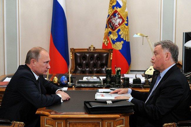 Заработали галочку. Якунин рассказал Путину, как Паслер забрал грузы у частников
