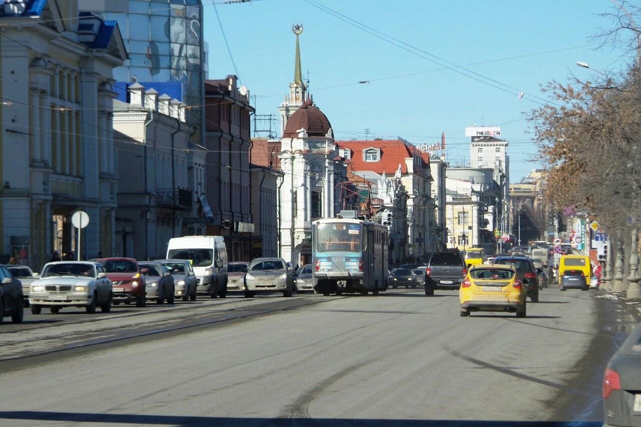 Пять полос, подземный переход и тихие трамваи: на следующей неделе начинается большой ремонт улицы 8 Марта