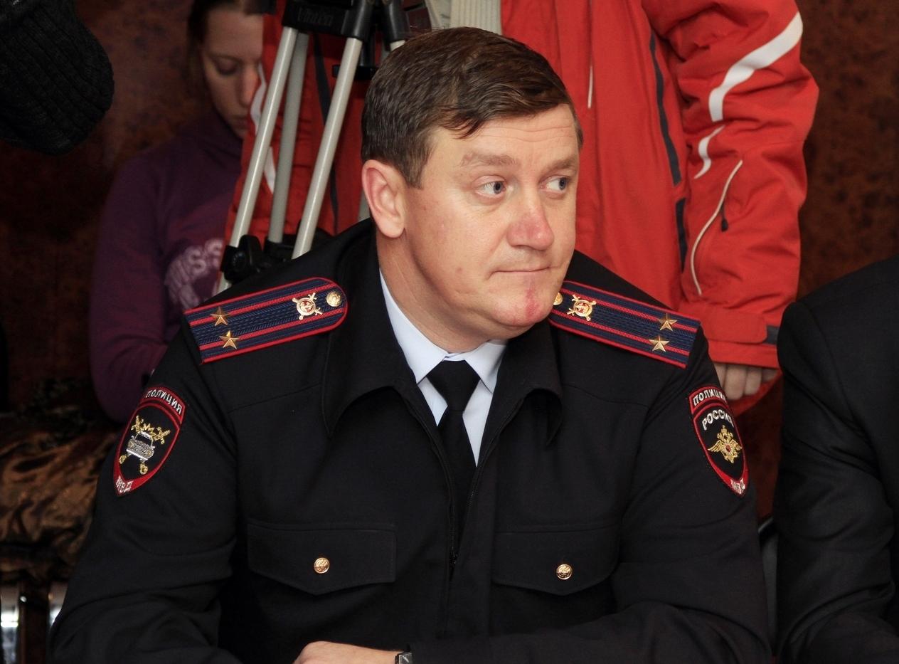 Начальника городской ГИБДД отправляют в отставку