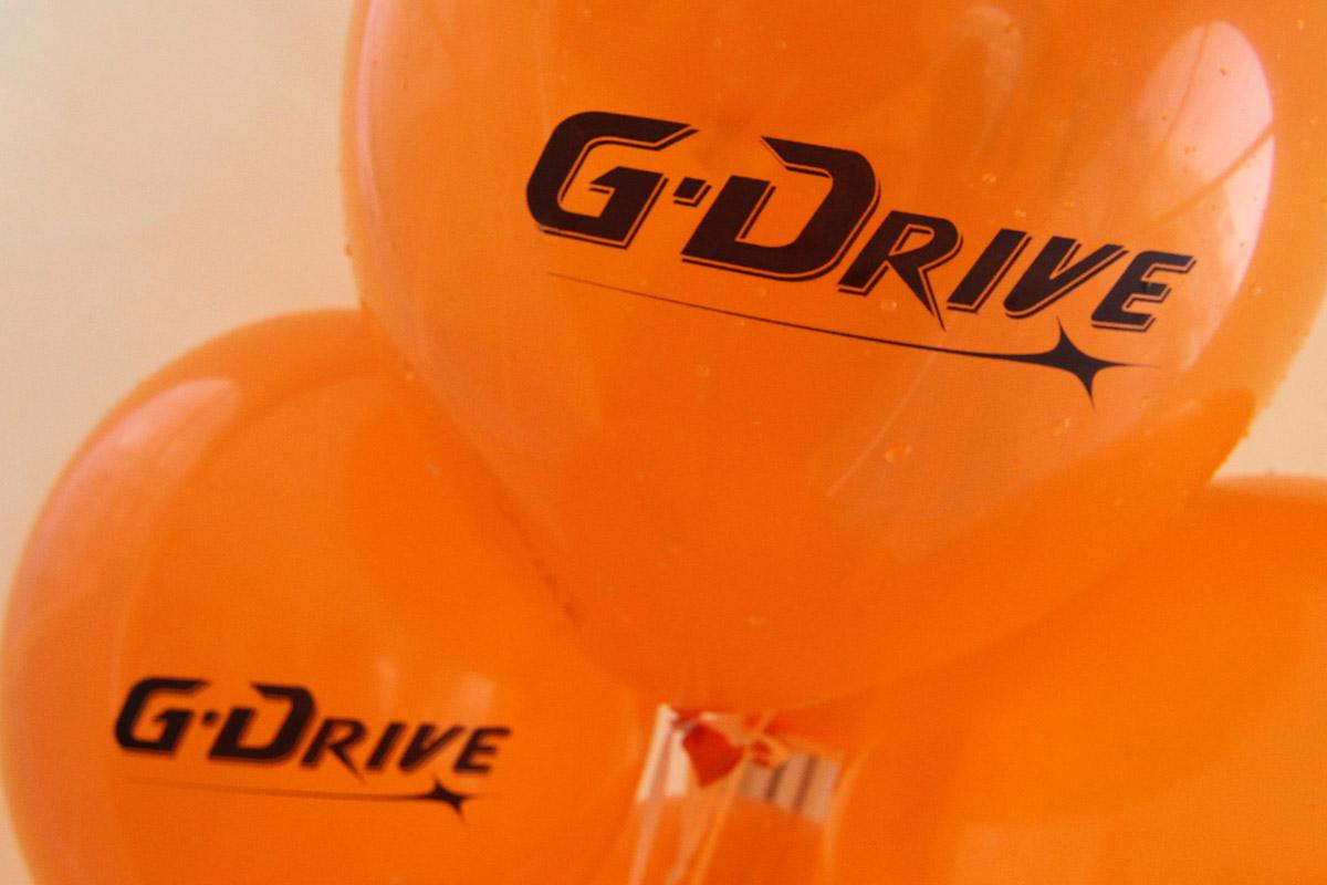 Фоторепортаж 66.ru: автоквест G-Drive