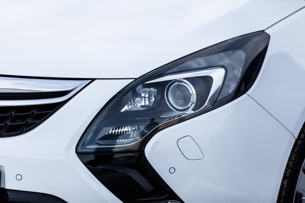 Личный опыт: Алексей Беззуб и Opel Zafira Tourer