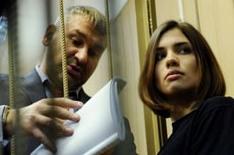 Суд не выпустил из тюрьмы солистку группы Pussy Riot