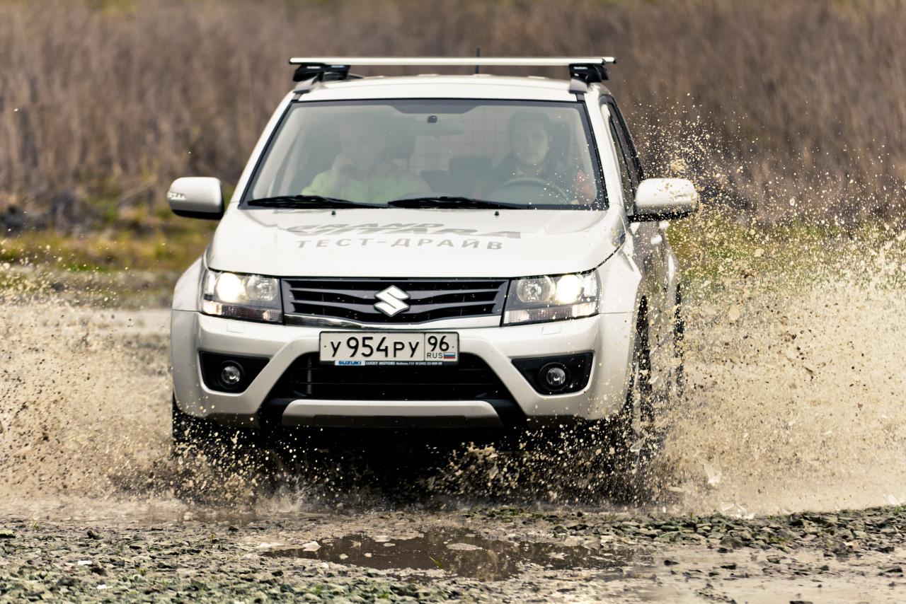 Suzuki Grand Vitara: догоняя молодость