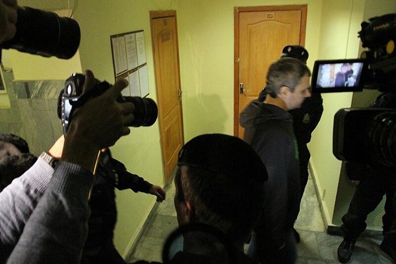Невиновен! Дмитрия Лошагина освободили в зале суда