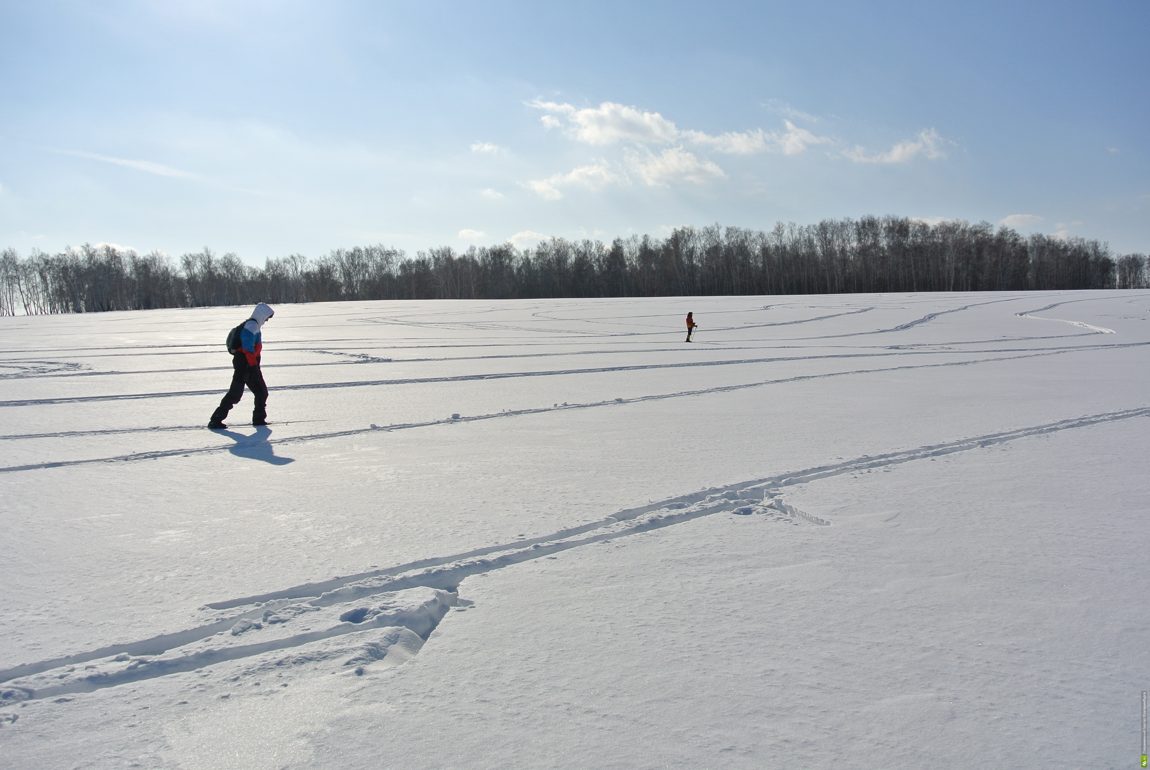 Лыжная экспедиция (27.03.2013)