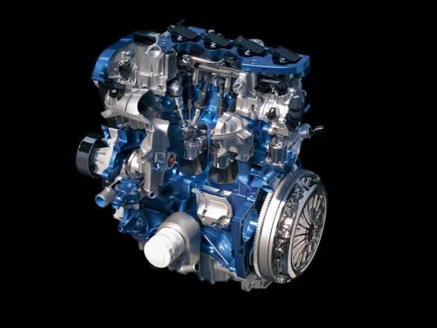 Двигатели Ford будут собирать в России