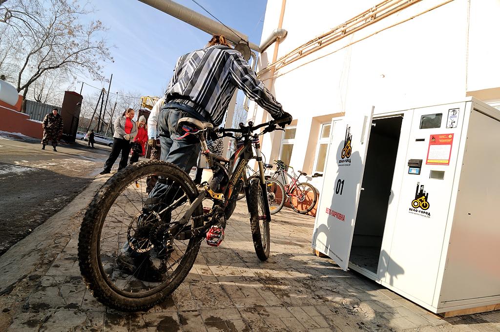 Екатеринбург: стальные велопарковки по уральски 2b7b8440_resizedScaled_230to152