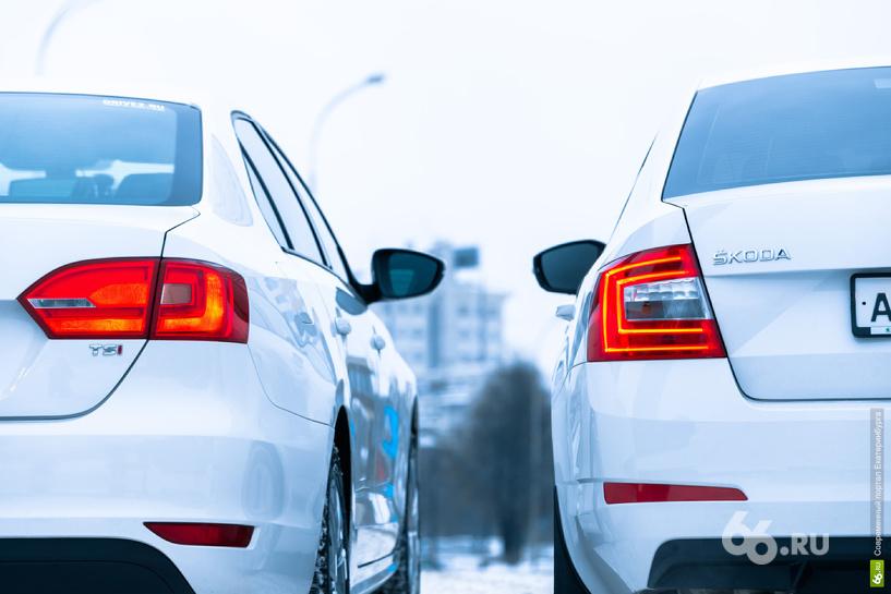 сравнение автомобилей jetta и skoda