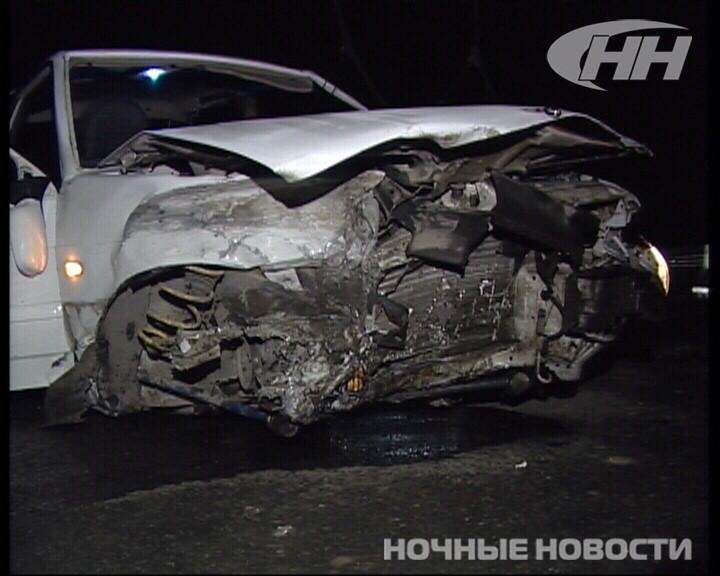 На Новомосковском тракте ВАЗ сбил группу пешеходов