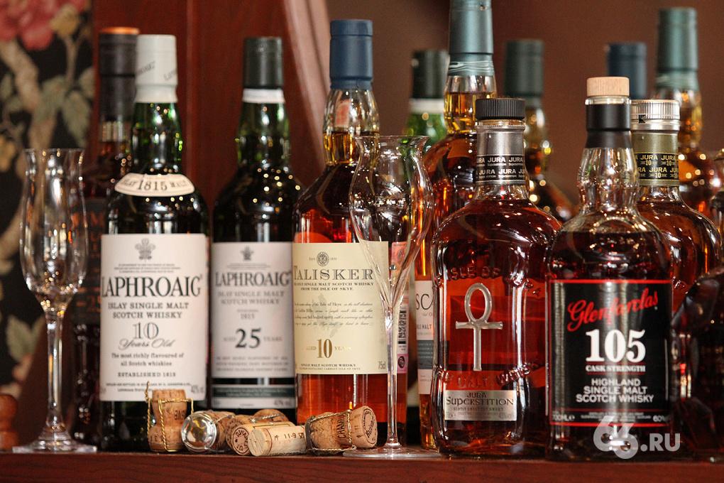 Серовские полицейские десять дней искали поддельный алкоголь