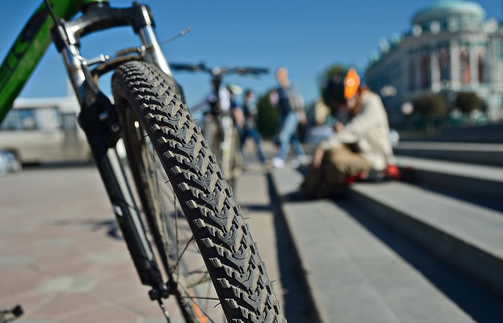 Екатеринбуржцы протестируют строящиеся велодорожки