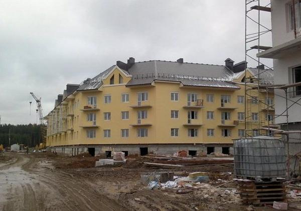 Обыски в офисах «Стройпром К» связаны со строительством ЖК «Западный»