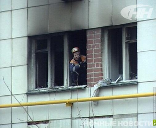 Во взрыве газа на Онежской подозревают неудавшегося самоубийцу