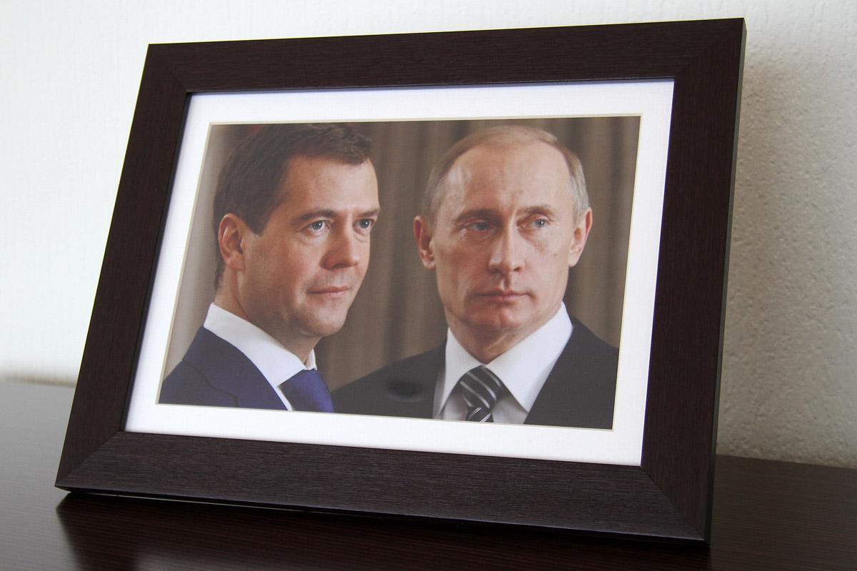 Полсотни депутатов получили награды от Путина за отмену инициатив Медведева